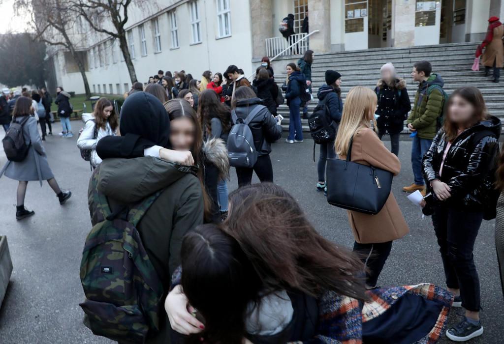 Zagrebački učenici imaju razloga za čestitanje, svaki peti ima sve petice (ilustracija)<br />