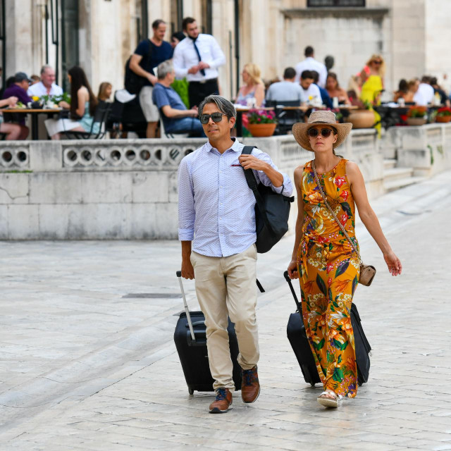 Sezona još traje, ali je ipak znatno usporila, smatraju dubrovački turistički djelatnici