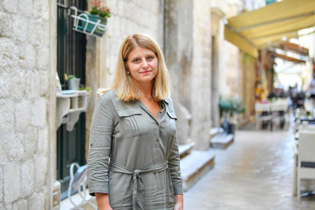Mihaela Skurić, ravnateljica Zavoda za obnovu Dubrovnika
