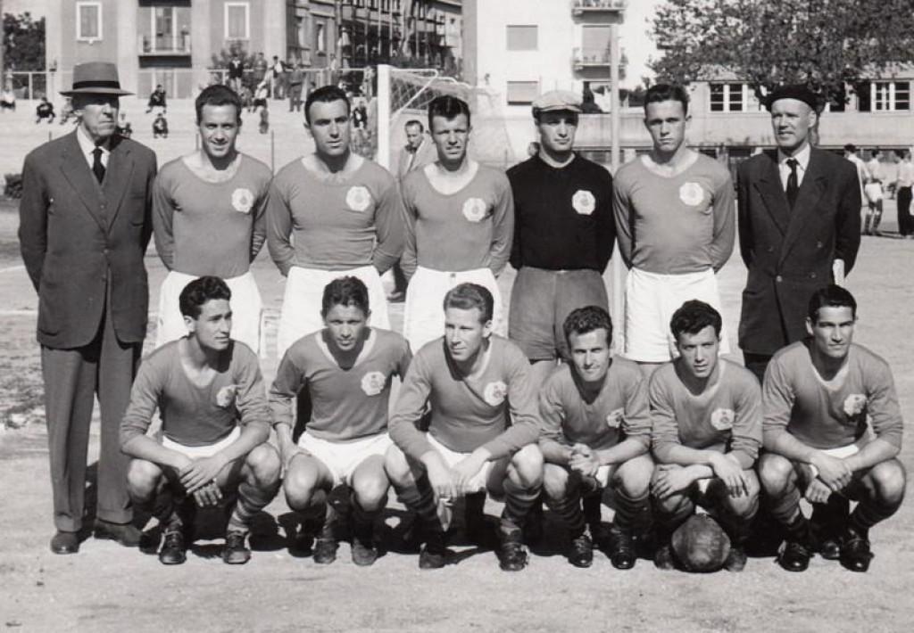 Nikša Borović-Ćićo bio je član Splitove momčadi 1957/58
