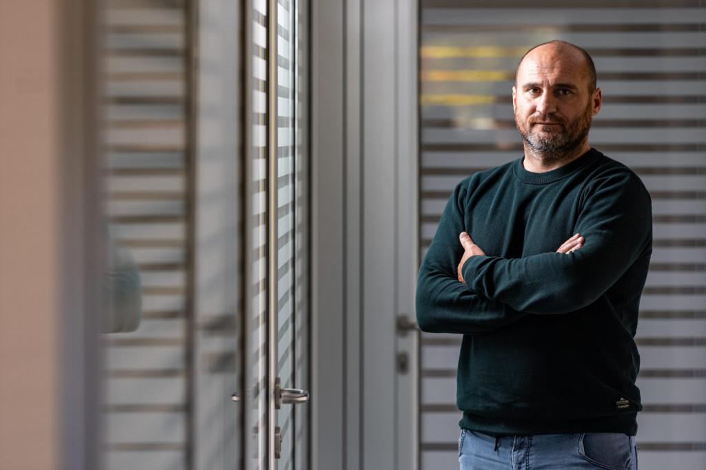 Ivan Otulić siguran je da njihova tehnologija može pratiti sve<em> </em>vodene skutere u Jadranu
