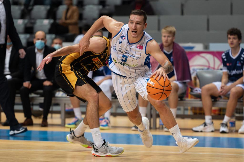 Antonio Jordano, košarkaš Zadra