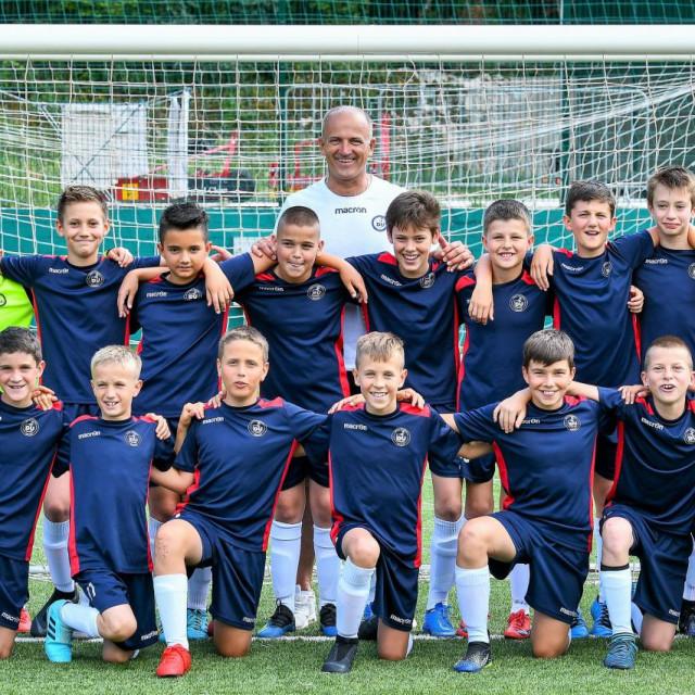 Škola nogometa DU Talent U10 - sezona 2020./21.