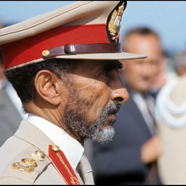 Ukraden je poslužavnik i čaša s likom Hailea Selasija, bivšeg cara Etiopije
