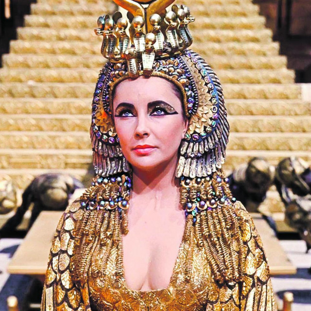 Kleopatra nije bila lijepa kao Liz Taylor, navodno je morala popraviti nos