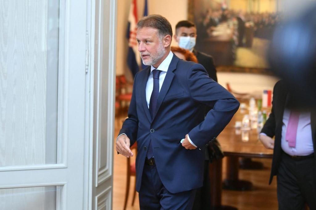 Gordan Jandroković tvrdio je da nikoga nije prijavio za prijetnju, a to je Hvaranina ponukalo da javno istupi