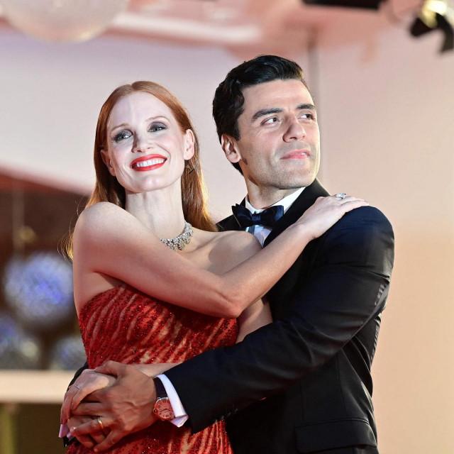 Jessica Chastain i Oscar Isaac, glavni glumci friške serije 'Prizori iz bračnog života'