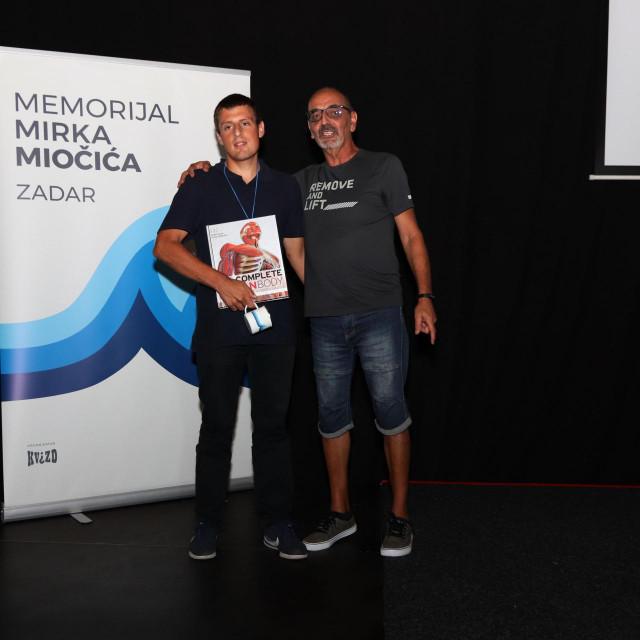 Pobjednik među individualnim kvizašima Lucian Sošić iz Splita
