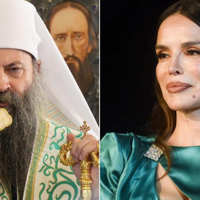 Patrijarh Porfirije i Severina