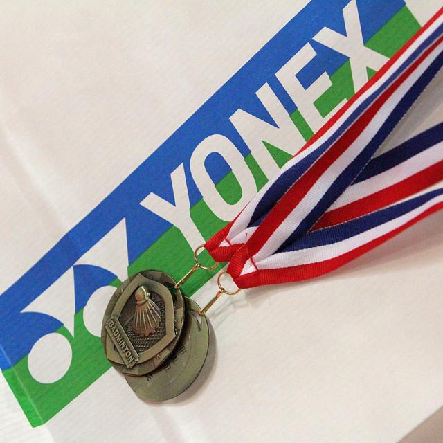 Badmintonski klub Dubrovnik niže medalje s državnih prvenstava