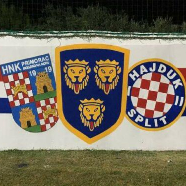 Primorac - Hajduk