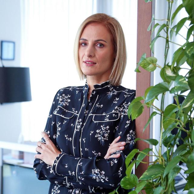 Anita Letica, predsjednica Uprave Philip Morrisa za Hrvatsku<br />