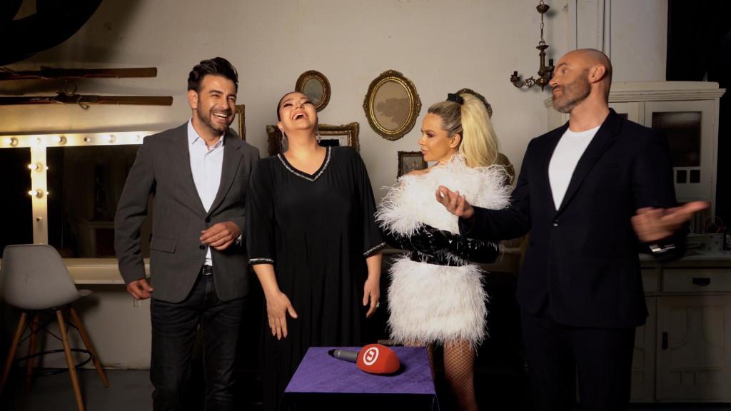 Članovi četveročlanog žirija: Janko Popović Volarić, Martina Tomčić, Maja Šuput i Davor Bilman