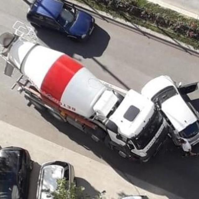 Prometna nesreća u Ulici Domovinskog rata