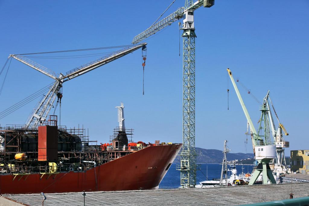 Brodotrogir - budućnost nikad nije bila neizvjesnija