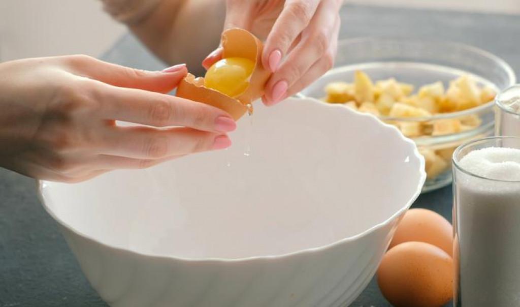 Za kolač je potrebno tek jedno jaje