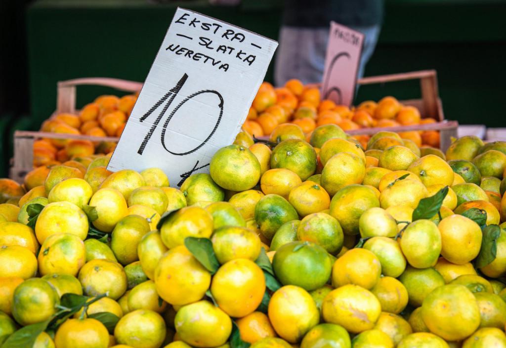 Mandarine uskoro možemo očekivati na tržnicama i u trgovinama
