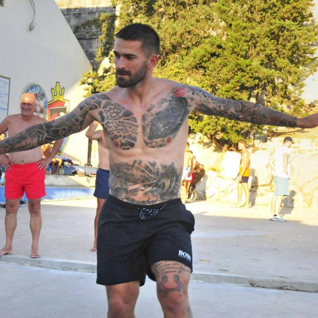 Malonogometni teren kraj bazena VK Jadran drugi je najdraži uz onaj Hajdukov