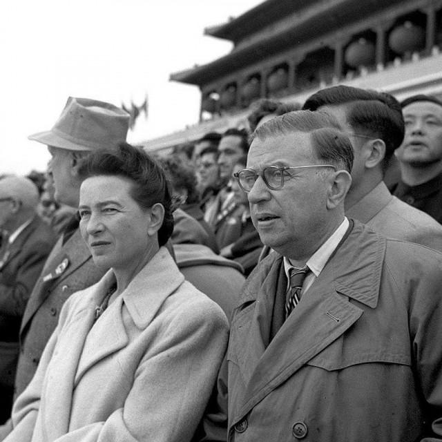 Simone i Sartre