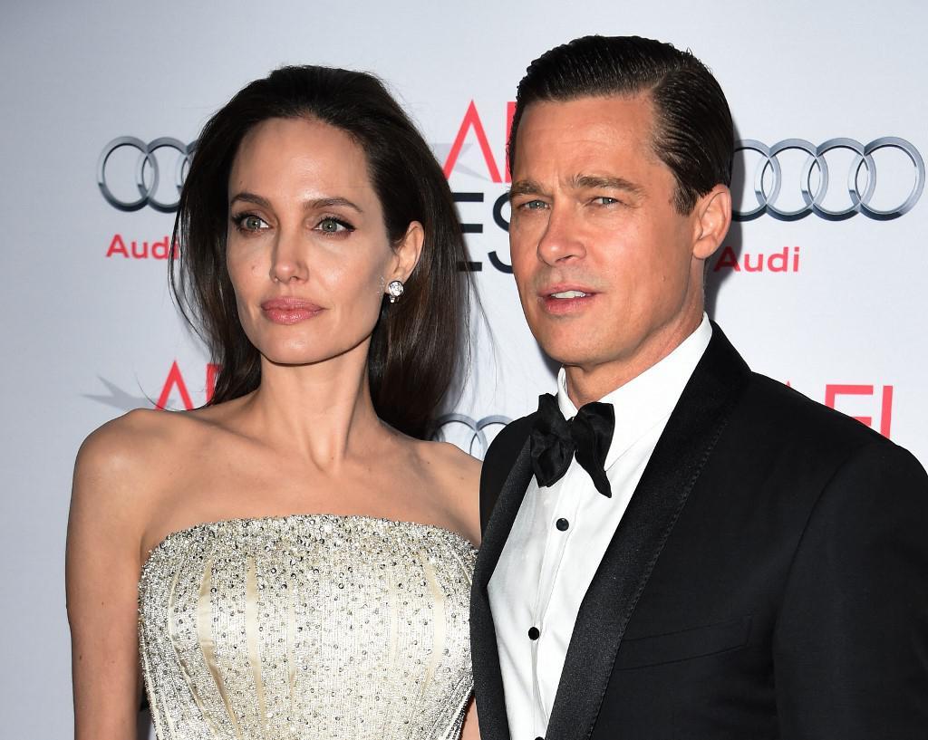 Angelina Jolie i Brad Pitt iz nekih sretnijih vremena
