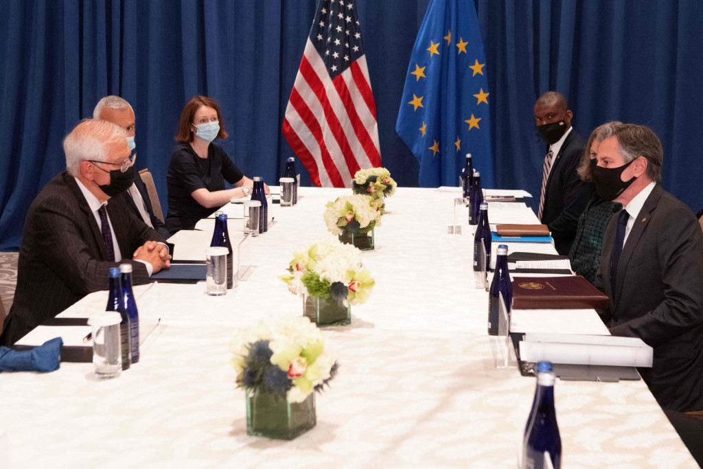 Jedan od sastanaka u UN-u