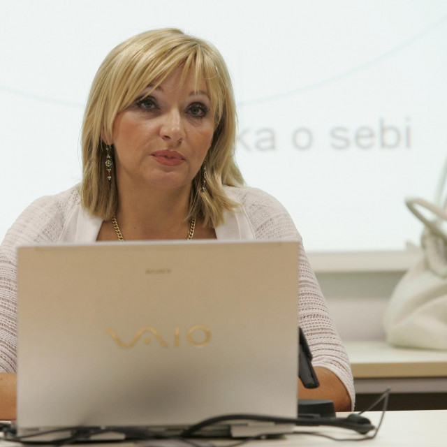Na predavanju u Splitu
