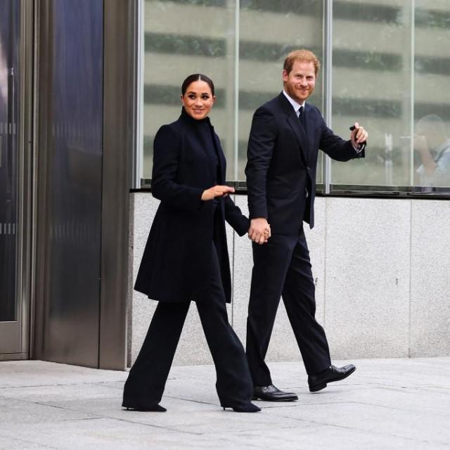 Princ Harry i Meghan Markle u posjetu New Yorku