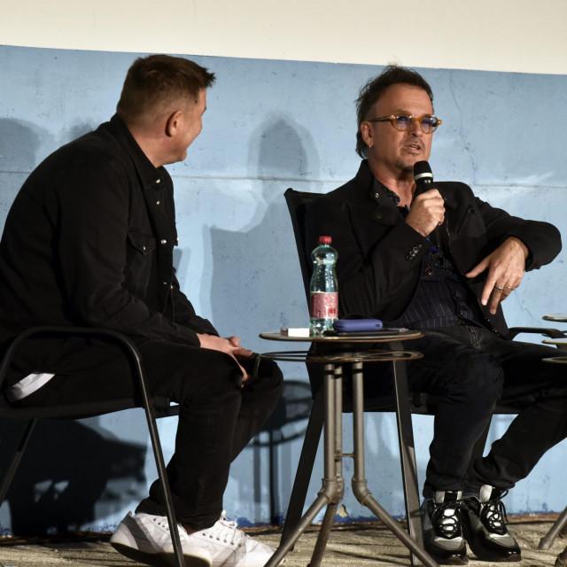 Gibonni i Ivo Anić