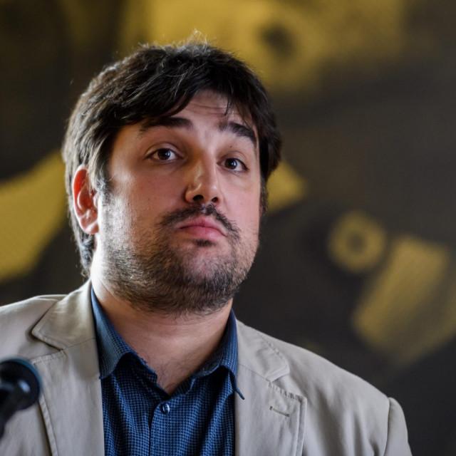 Jakov Bilić, ravnatelj HNK Šibenik predstavio je program kazališta u novoj sezoni