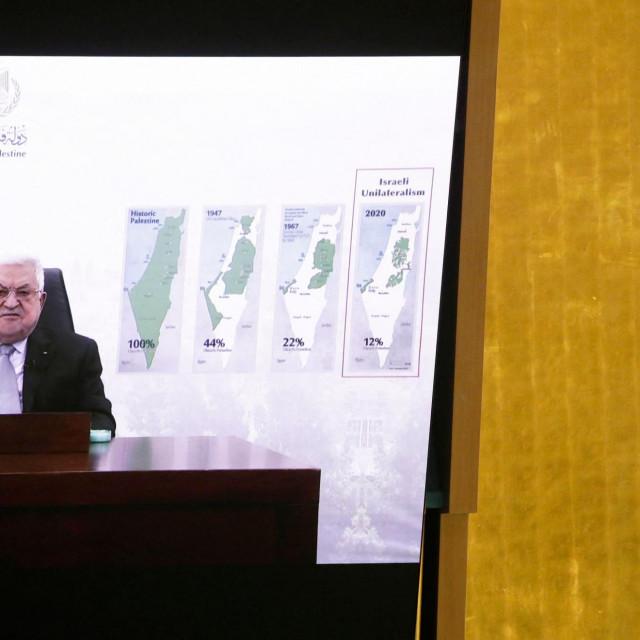 <strong>Mahmoud Abbas</strong>