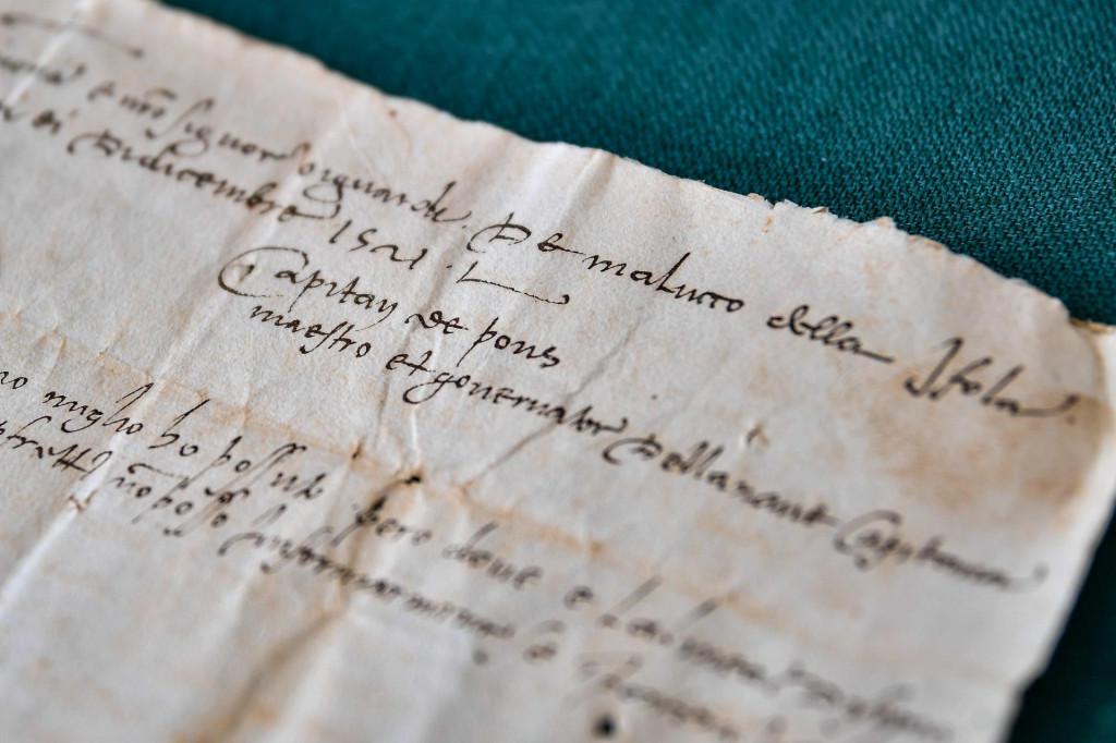 I dok je pismo kapetana Elcana, koji je preuzeo zapovjedništvo nad ekspedicijom nakon Magellanove plovidbe, široko poznato, ono navigatorovo pravo je baštinsko blago