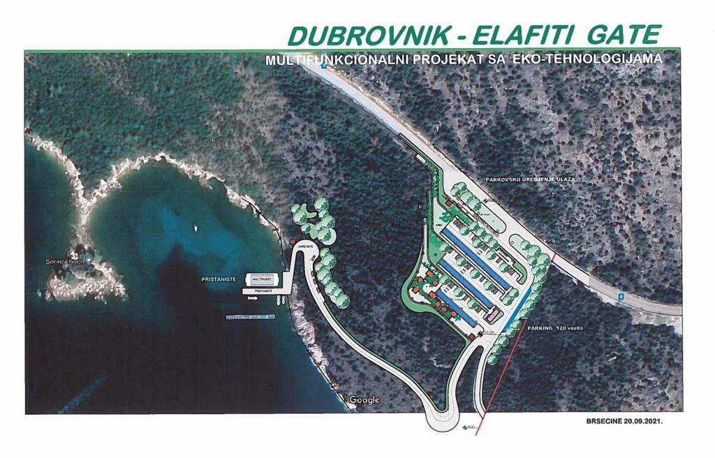 Dubrovnik-Elafiti Gate