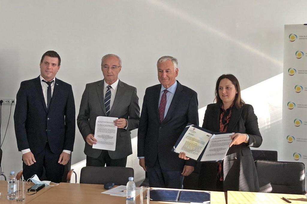 Potpisan Ugovor o financiranju dokumentacije za Interpretacijsko-edukacijski-istraživački centar zaštićenih prirodnih vrijednosti doline Neretve
