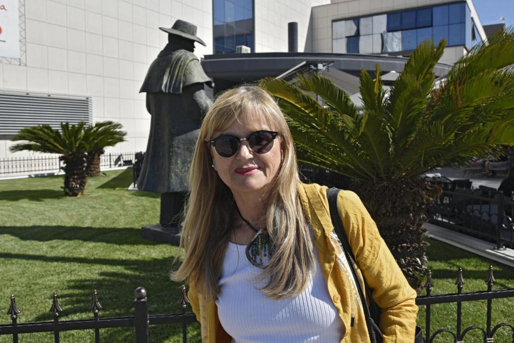 Ines Ljubica, turistička djelatnica, spremno je uskliknula točan odgovor
