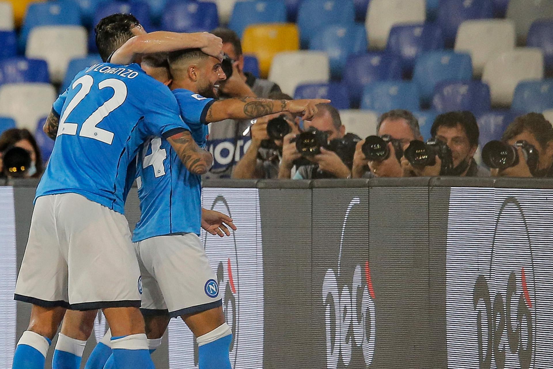 Napoli kod kuće svladao Cagliari i ostao jedina momčad Serie A sa savršenim učinkom
