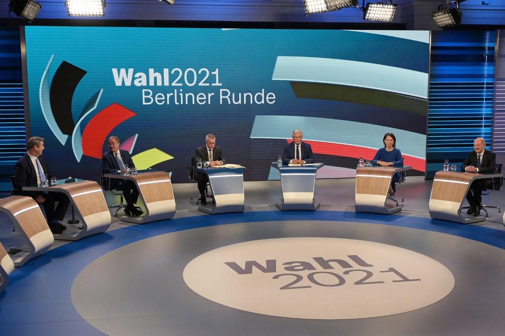 Trenutak koji je iznenadio Njemačku: koalicijski pregovori započeli pred TV kamerama, šefica Zelenih ostala zabezeknuta