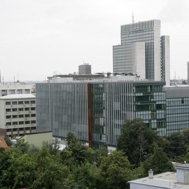 Zgrada SOA-e u Savskoj ulici