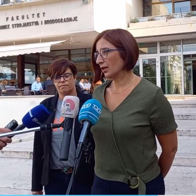 Gorana Rosandić iMarijana Puljak