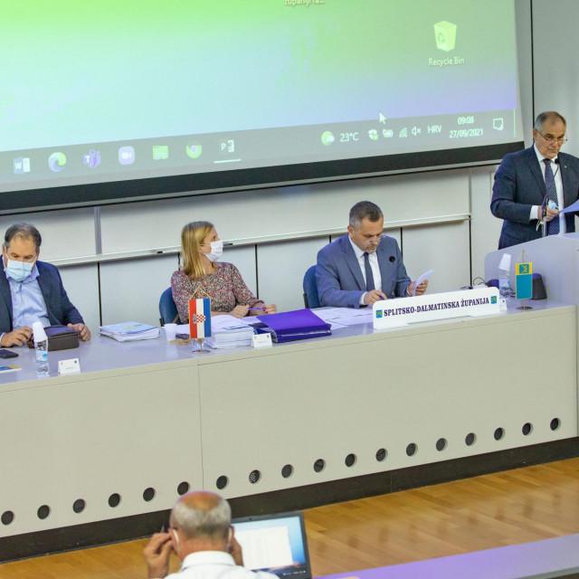Izvješće župana Blazenka Bobana