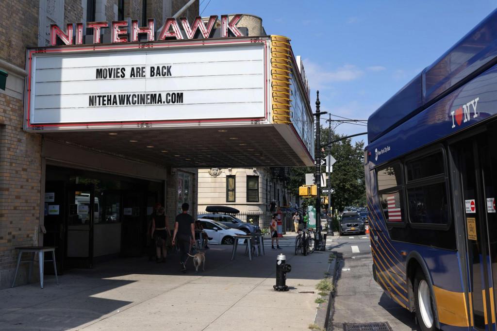 Kino u New Yorku