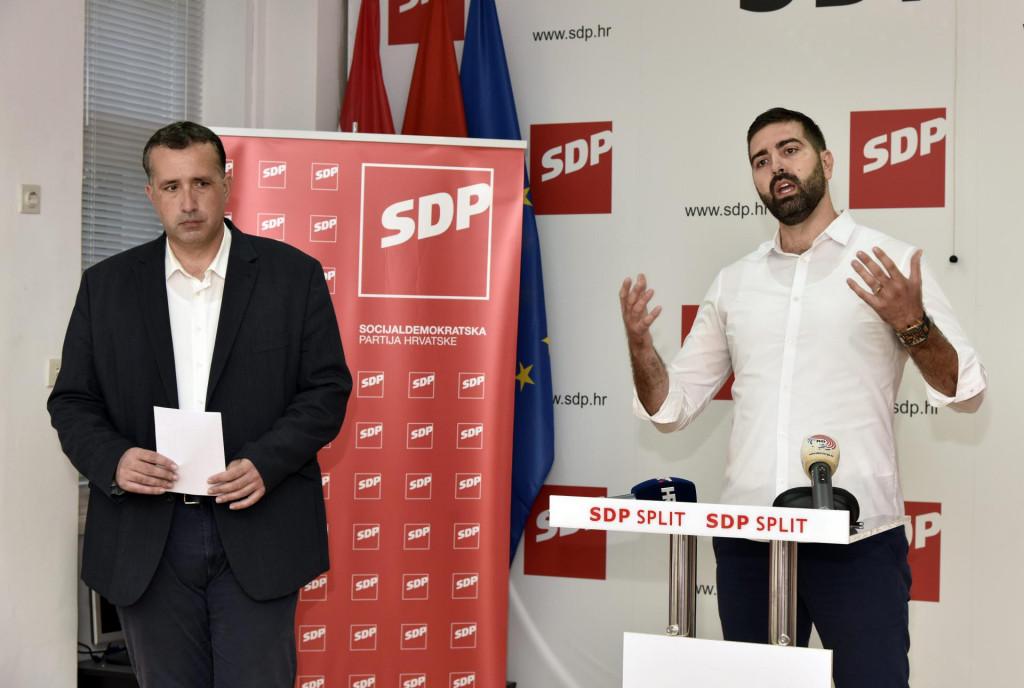 Goran Kotur i Davor Matijević