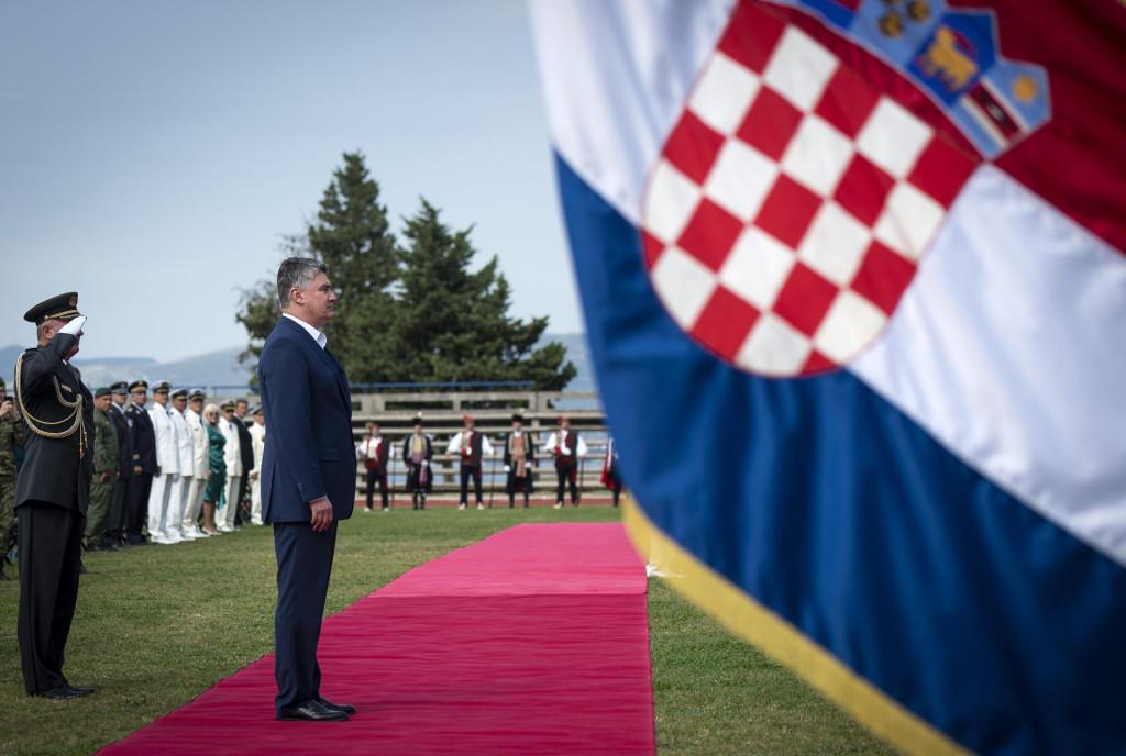 Predsjednik Zoran Milanović u Lori