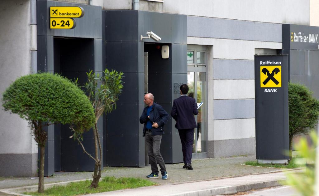 Poslovnica RBA u Metkoviću