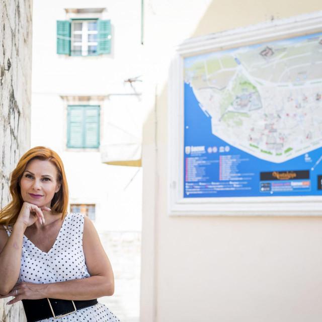 Željana Šikić, direktorica županijske Turističke zajednice.<br />