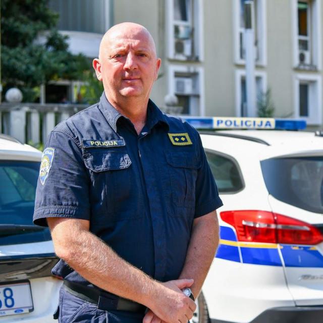 Ivan Pavličević, načelnik PU DNŽ