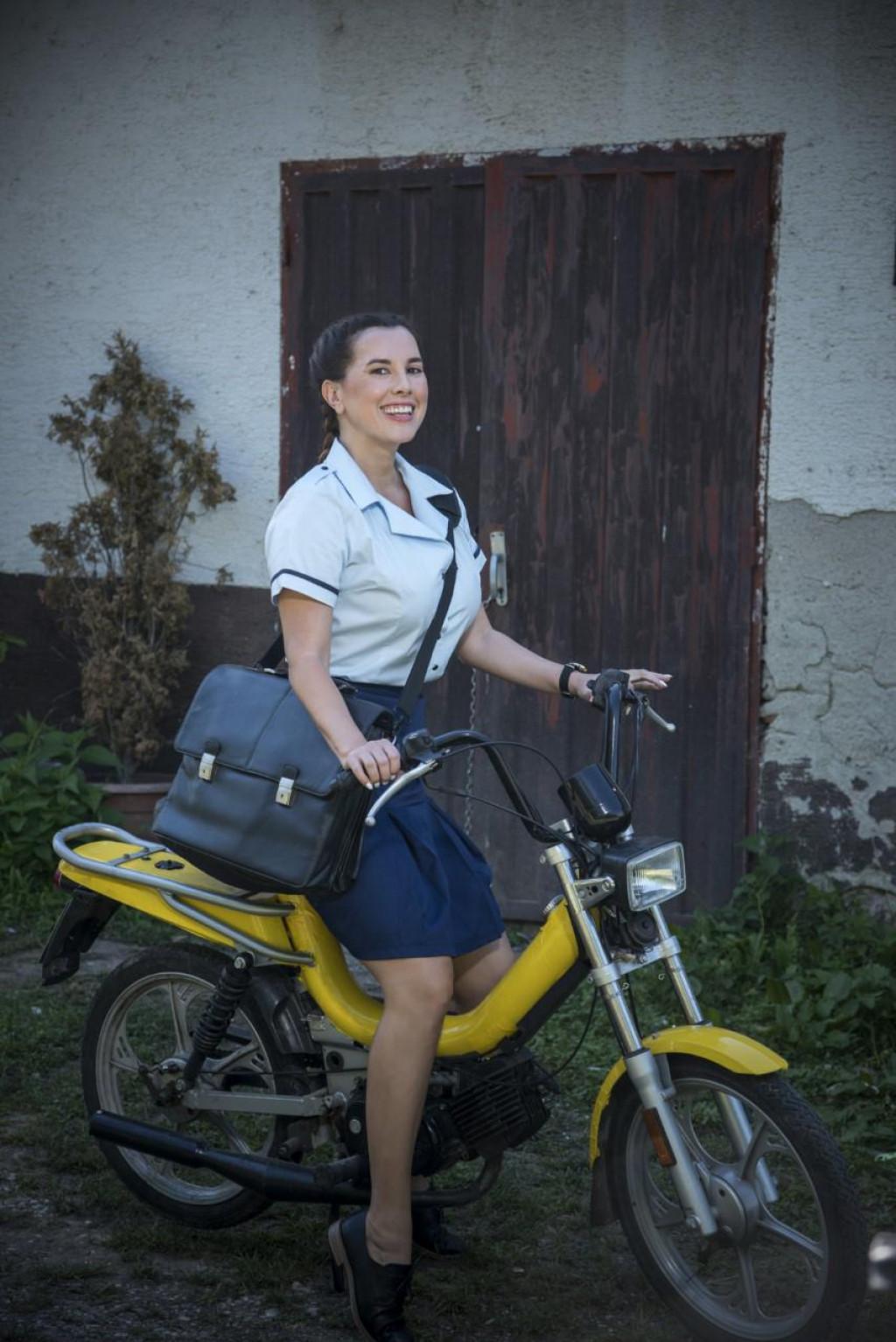 'Poštarica Suzana je dobroćudna, ali pomalo udarena u glavu'<br />