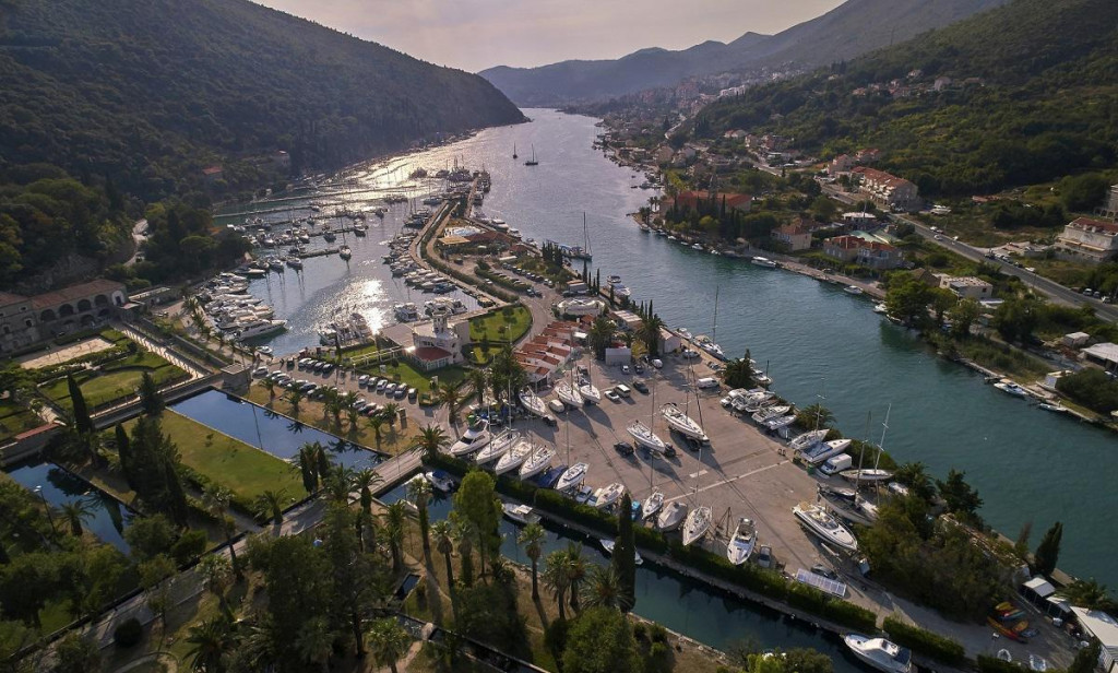 Split, 08/2018 ACI marina Dubrovnik Davor Zunic/Petar Fabijan