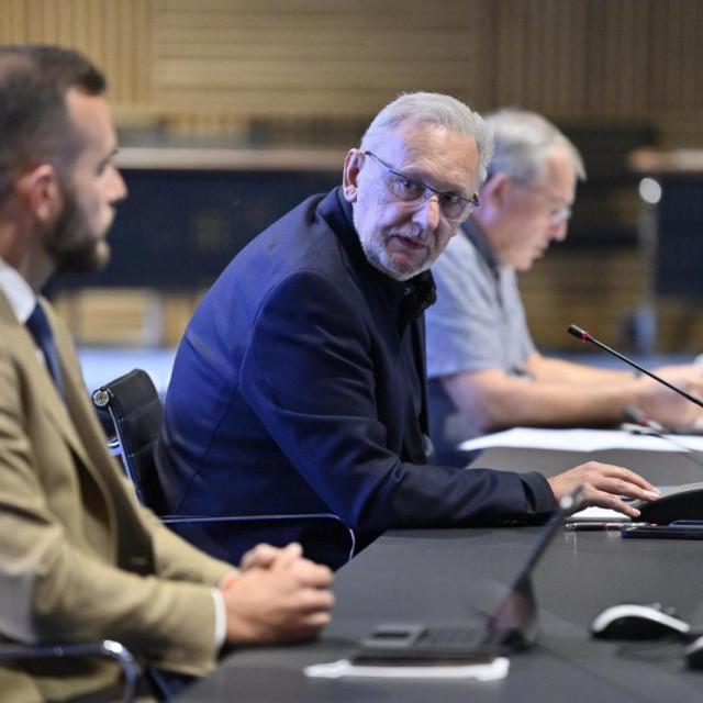 Konferencija Nacionalnog stožera civilne zaštite