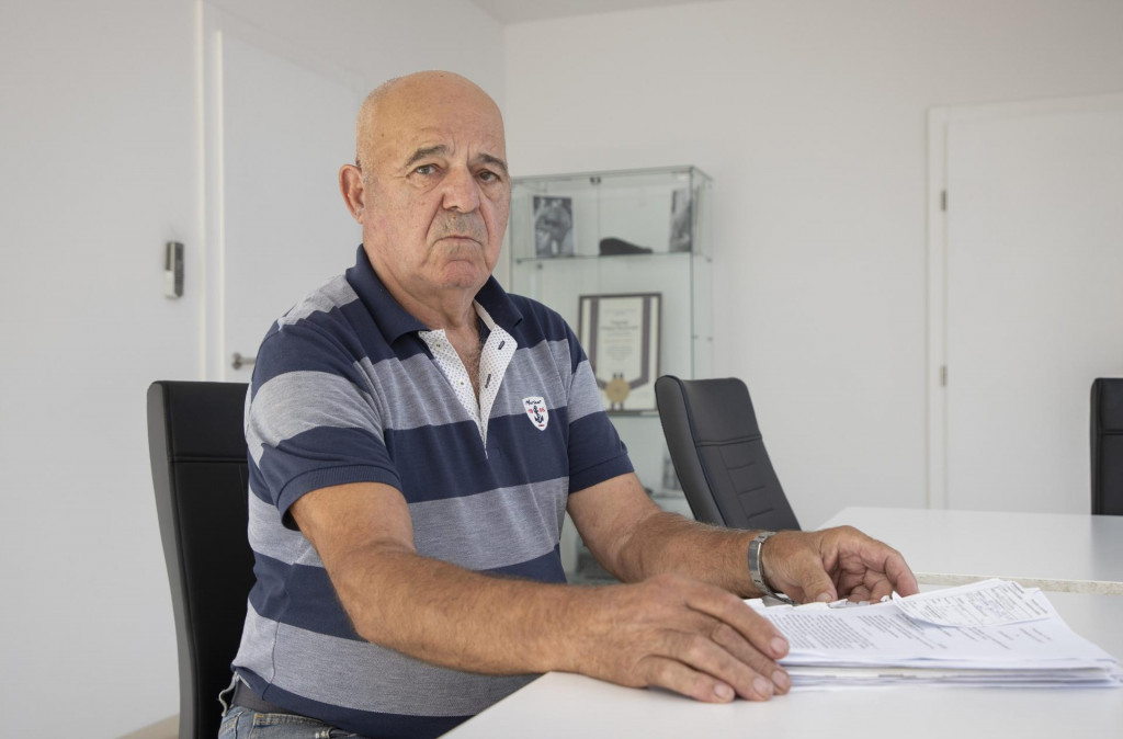 Vinko Barada je više od desetljeća u sudskim sporovima s Brodotrogirom<br />
