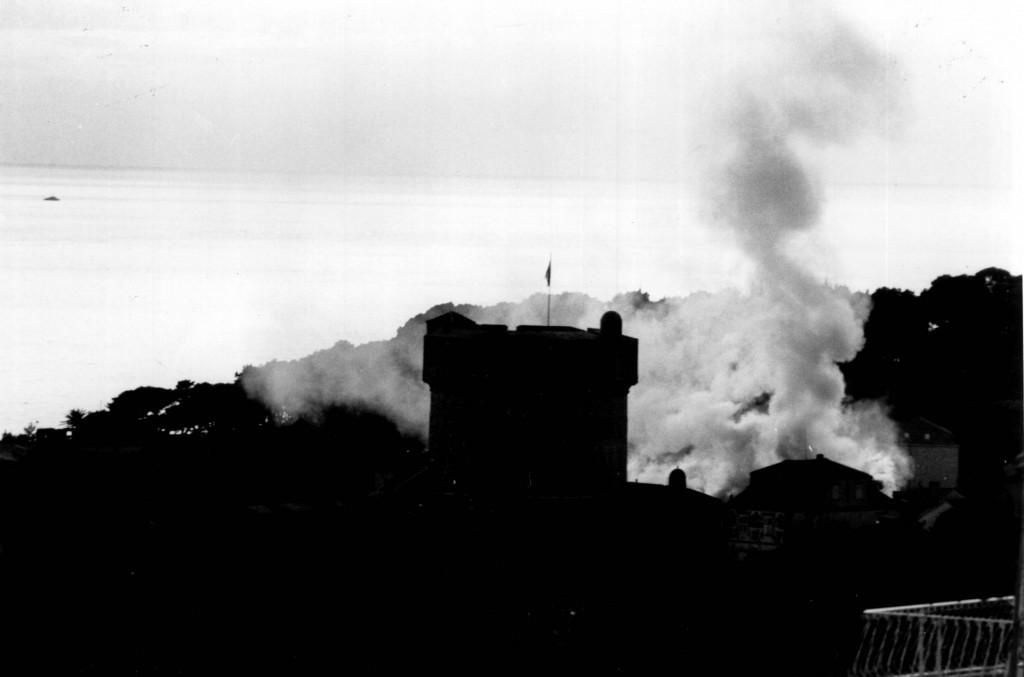 Napad na Dubrovnik 1991.